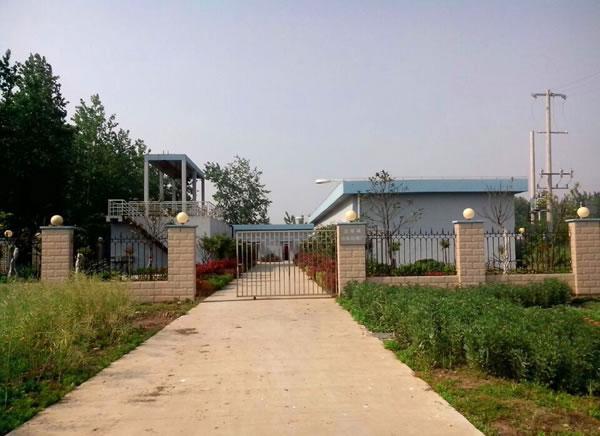 宝塔镇污水处理厂